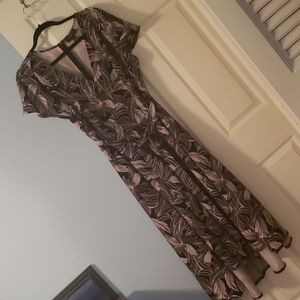 Lane Bryant High low Dress